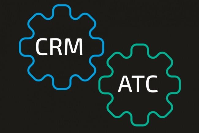 IP-АТС + CRM
