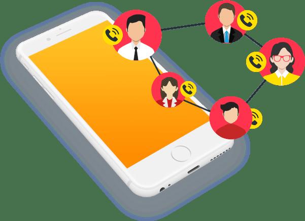 Проведение конференц-связи с помощью ip-телефонии