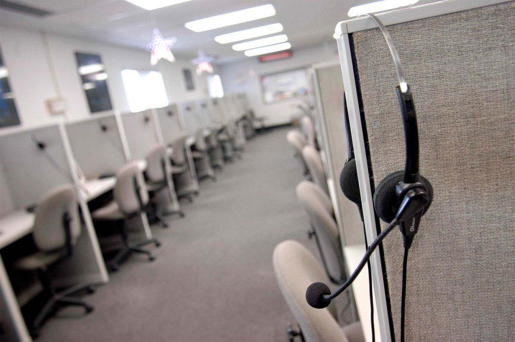 Внедрение call-центров