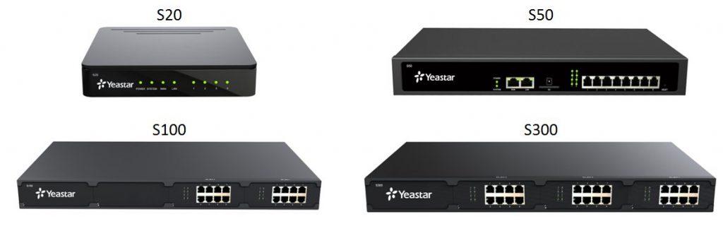 IP-АТС Yeastar серии S