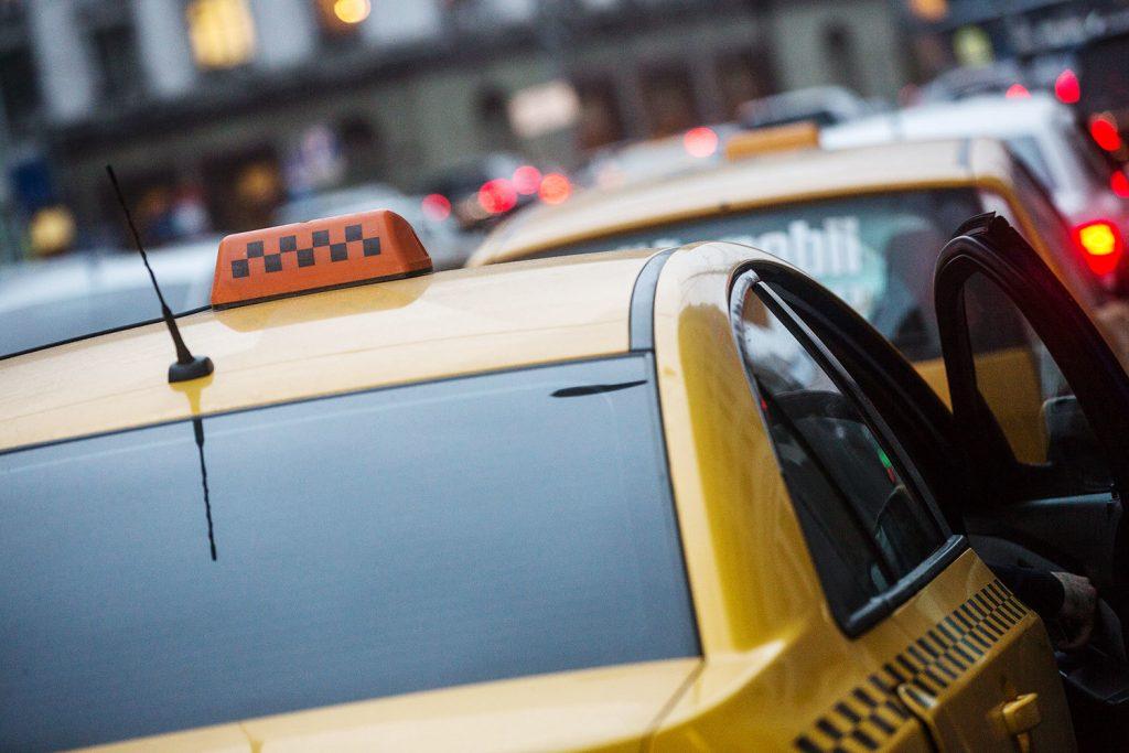 Использование IP-телефонии службами такси
